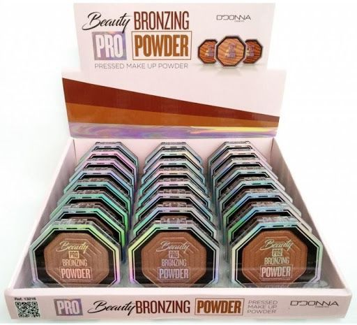 Bronzing powder beauty pro 24/u ddonna