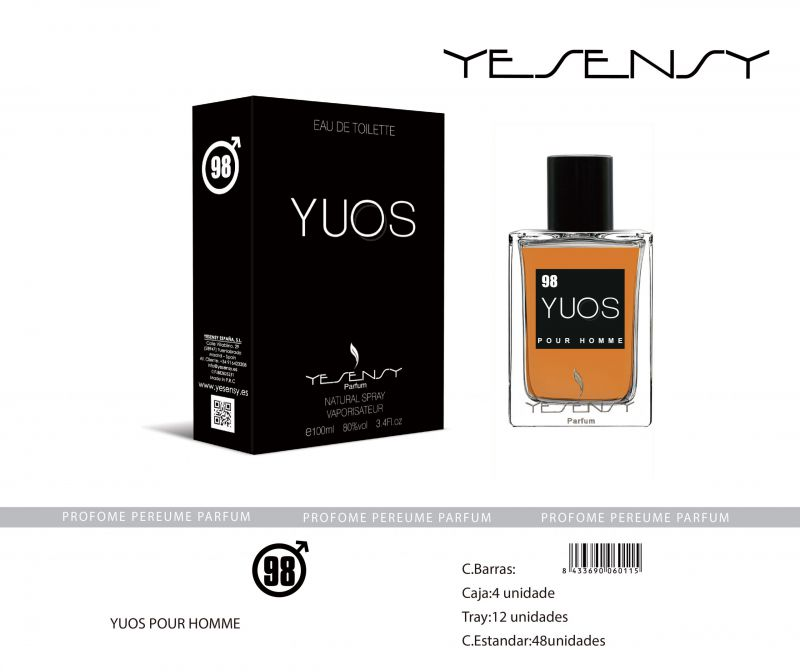 Yuos pour homme