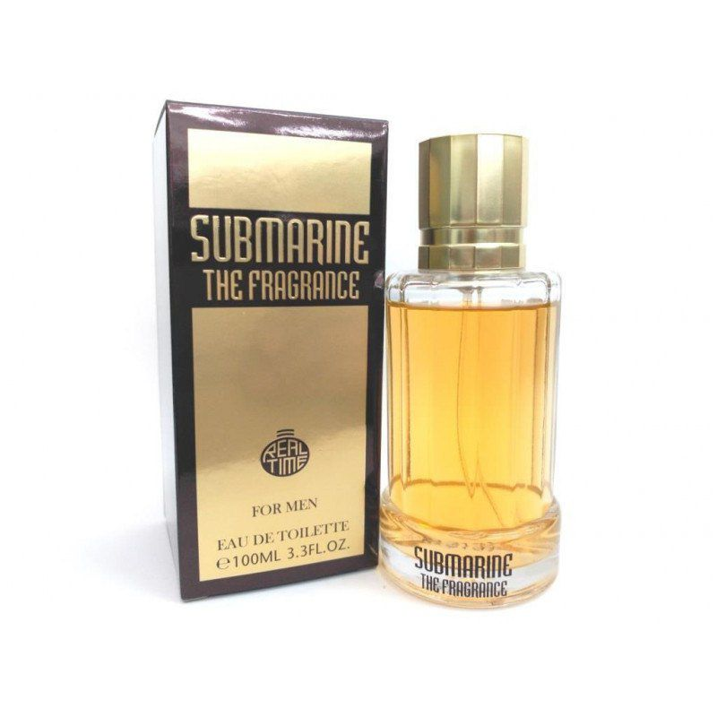 SUBMARINE THE FRAGRANCE MEN