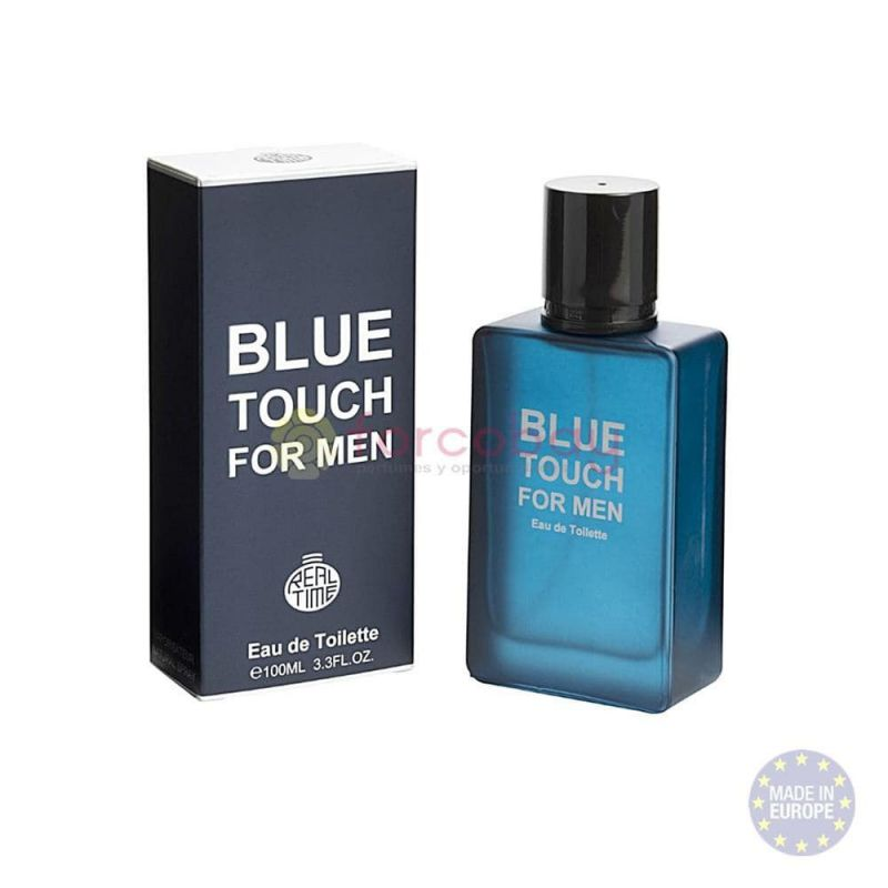 BLUE TOUCH FOR MEN 100ML