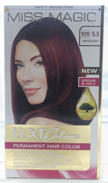 MISS MAGIC RED PASSIONS 5.5 Nº109 CAOBA