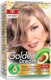 MISS MAGIC GOLDEN DREAMS 7.72 Nº117 ROSE