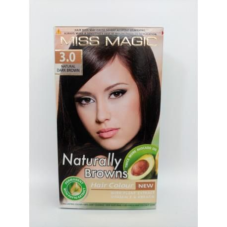 MISS MAGIC TINTE 3.0 NATURAL DARK BROWN