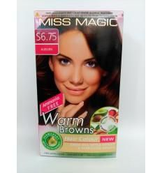 MISS MAGIC SIN AMONIACO S6.75 CASTAÑO