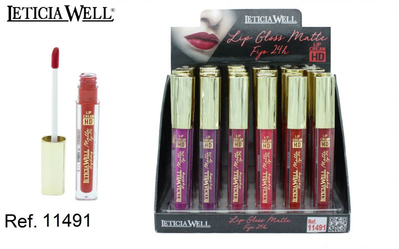 LIPGLOSS 24H MATE 24/U LIP CREAM LW 1149