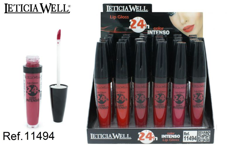 LIPGLOSS 24H COLOR INTENSO 24/U LW 11494