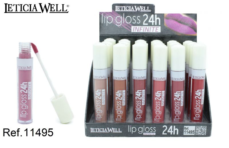 LIP GLOSS INFINITE 24H 24/U LW 11495