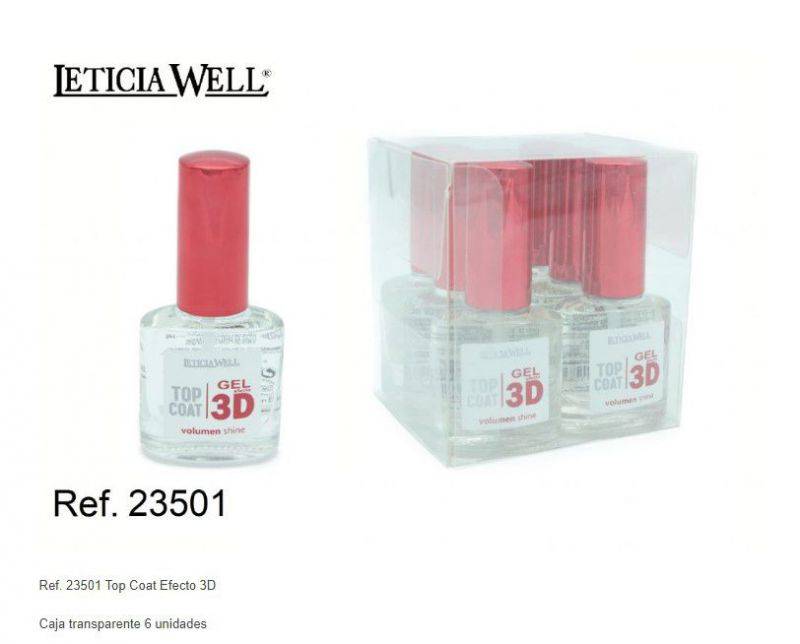 TOP COAT 3D EFFEC GEL 6/U LW