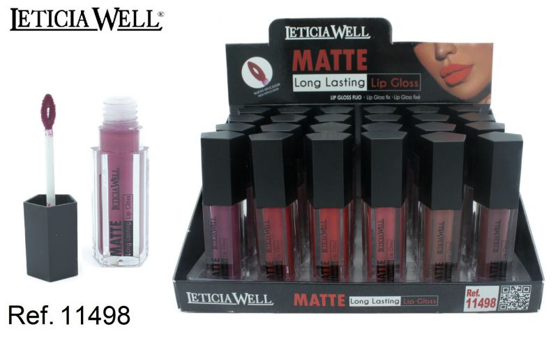 LIP GLOSS MATE FIJO PENTA 24/U LW 11498