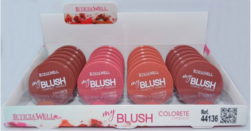 COLORETE MY BLUSH 24/U 44136 L.W