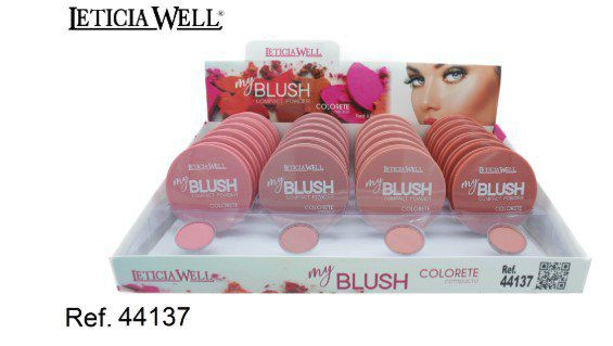 COLORETE MY BLUSH 24/U 44137 LW