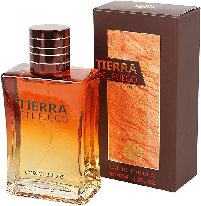 TIERRA DEL FUEGO MEN100ML R.T