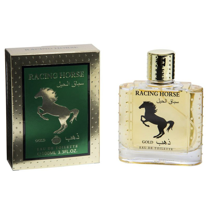 RACING HOURSE GOLD 100ML MEN R