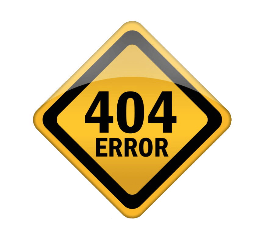Error 404 - Página no encontrada
